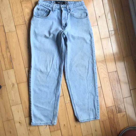 Levi S Jeans Vintage Levis Silvertab Baggy Mens Jeans 3x3 Poshmark